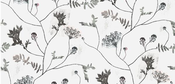 athropologie wallpaper pattern